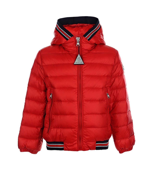 Куртка Moncler для мальчиковКуртки демисезонные<br><br>