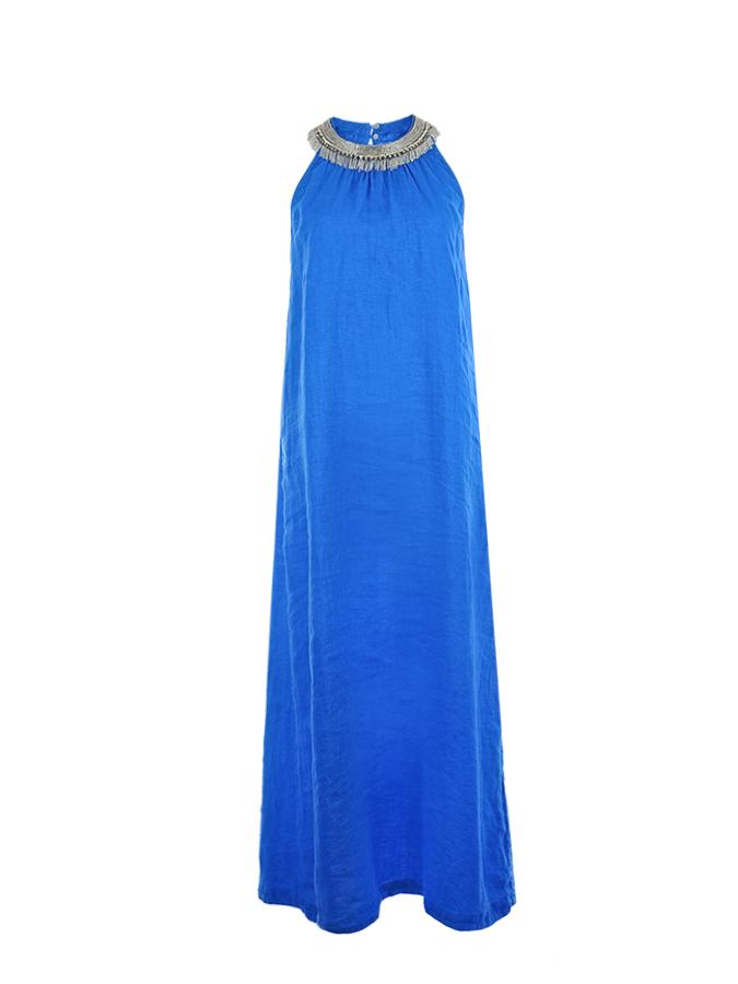 Платье 120% LinoПлатья<br><br>