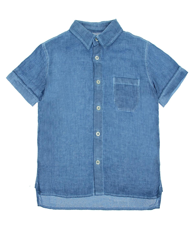 Рубашка 120% Lino для мальчиковРубашки<br><br>
