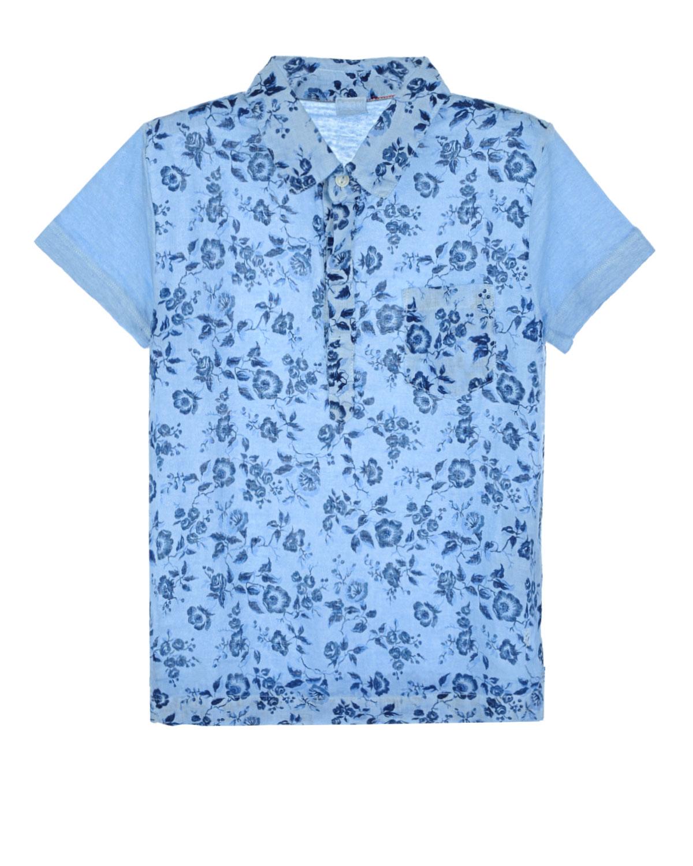 Рубашка 120% Lino для мальчиков