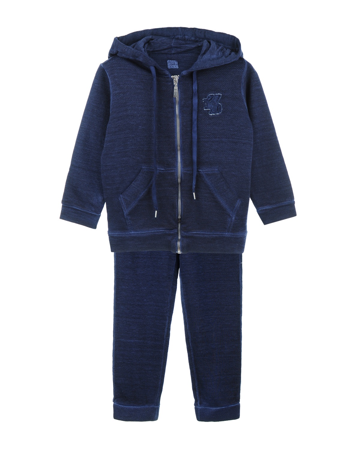 Костюм спортивный 120% Lino для мальчиковСпортивная одежда<br><br>