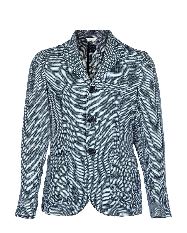 Пиджак 120% Lino для мальчиковКостюмы, Пиджаки, Жилеты<br><br>