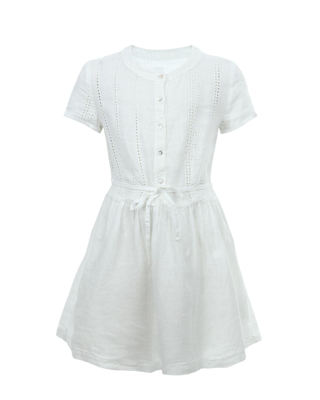 Платье 120% Lino для девочек