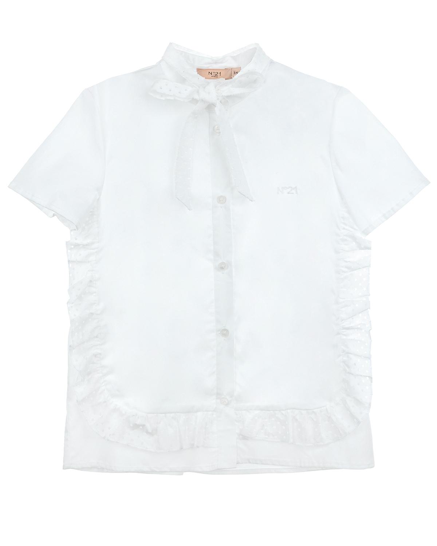 Рубашка №21 для девочекОдежда<br><br>