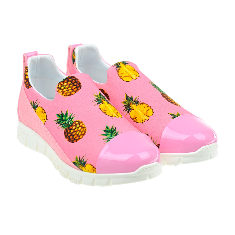 Кроссовки Dolce&amp;Gabbana для девочек<br>