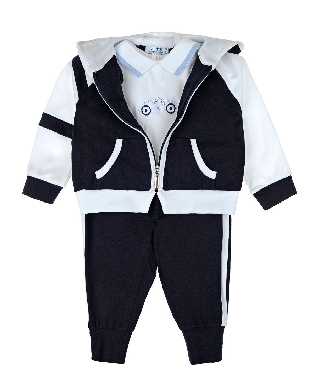 Костюм спортивный Aletta для малышейСпортивная одежда<br><br>