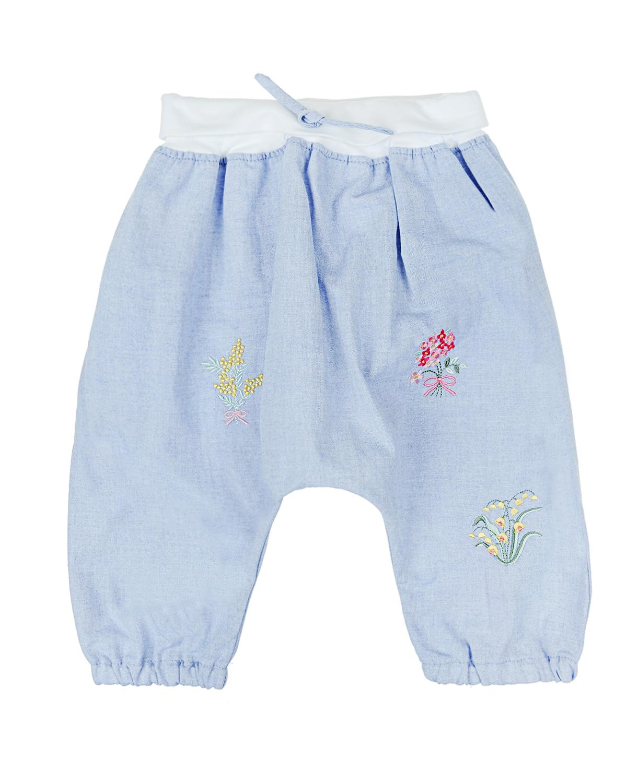 Брюки джинсовые Aletta для малышейОдежда<br><br>