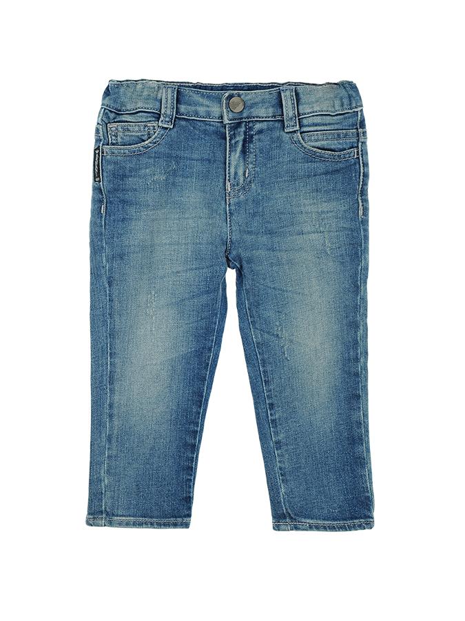 Брюки джинсовые Armani для малышейДжинсы<br><br>