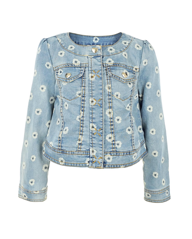 Куртка Armani для девочекВерхняя одежда<br><br>