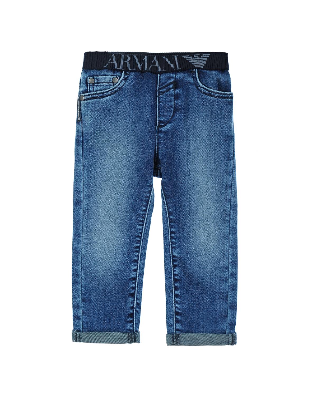 Брюки джинсовые Armani
