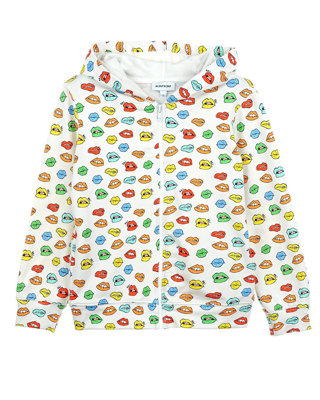 Куртка спортивная Au Jour Le Jour для девочек
