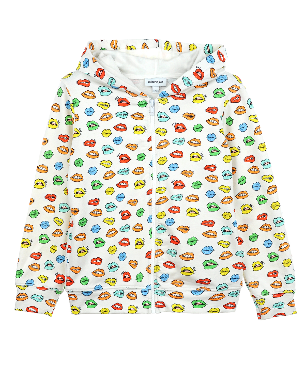 Куртка спортивная Au Jour Le Jour для девочекСпортивная одежда<br><br>