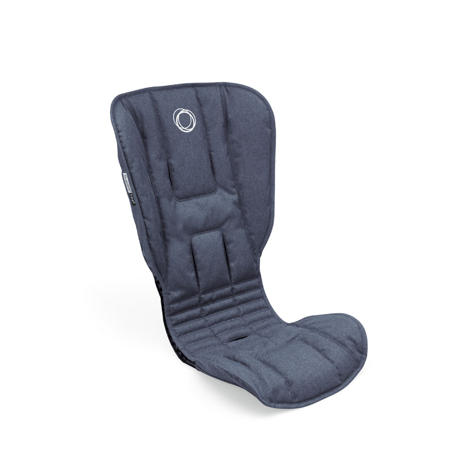 Ткань Bugaboo Bee5 основы сидения Blue MelangeСменные тканевые комплекты<br><br>
