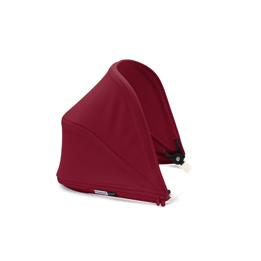 Капор Bugaboo Bee5 sun canopy раздвижной Ruby Red