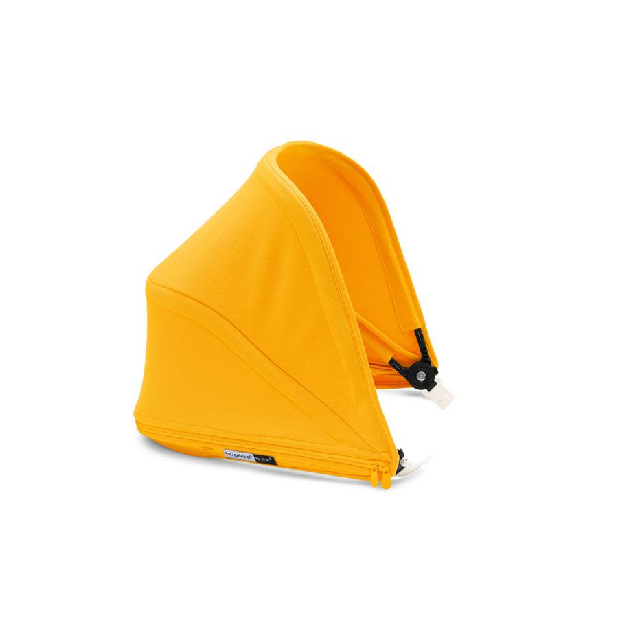 Капор Bugaboo Bee5 sun canopy раздвижной Sunrise YellowСменные тканевые комплекты<br><br>