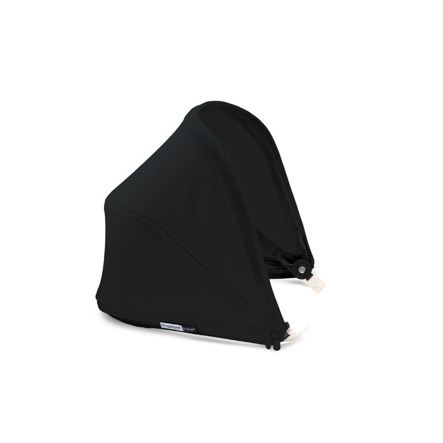 Капор Bugaboo Bee5 sun canopy раздвижной BlackСменные тканевые комплекты<br><br>