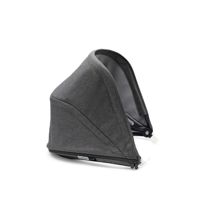 Капор Bugaboo Bee5 sun canopy раздвижной Grey MelangeСменные тканевые комплекты<br><br>