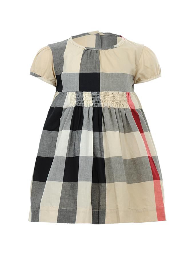 Платье Burberry для малышейПлатья, Сарафаны<br><br>