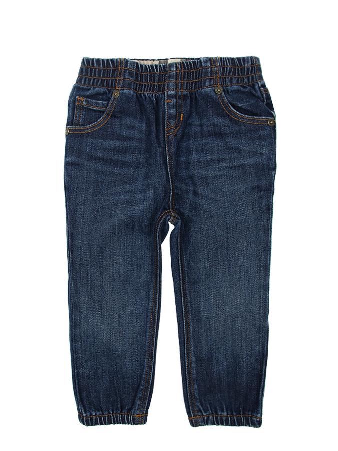 Брюки джинсовые Burberry для малышейДжинсы<br><br>