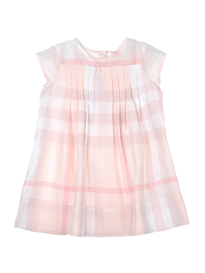 Платье Burberry для малышейОдежда<br><br>