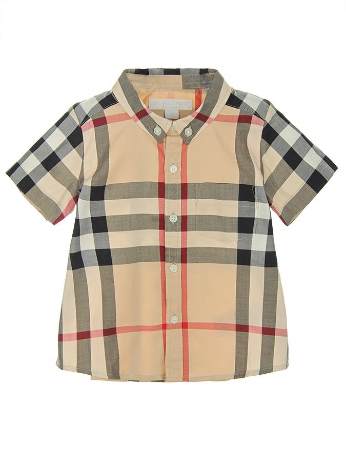 Рубашка Burberry для малышей