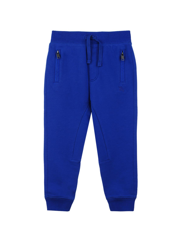 Брюки спортивные Burberry для мальчиковСпортивная одежда<br><br>