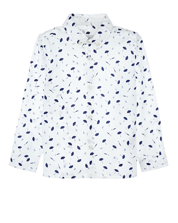 Рубашка Burberry для мальчиков