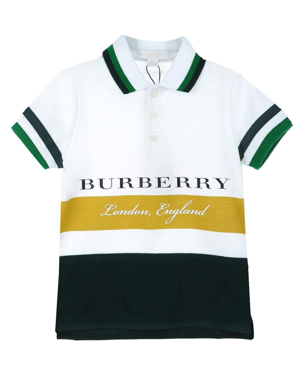 Футболка-поло Burberry