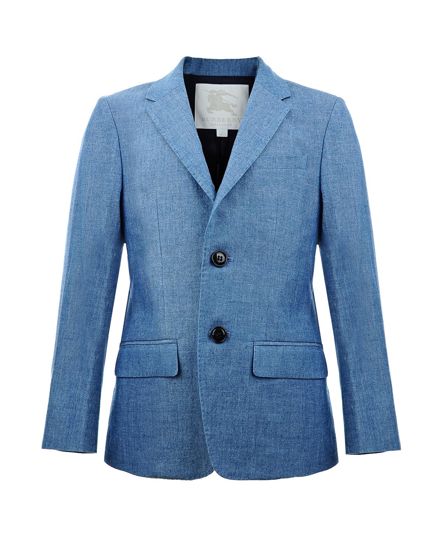 Пиджак Burberry для мальчиковОдежда<br><br>
