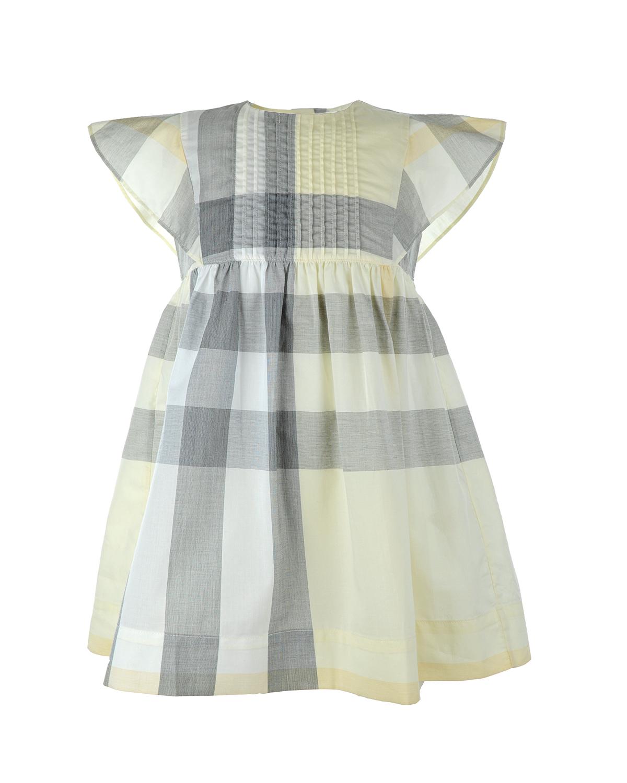 Платье Burberry для девочекПлатья, Сарафаны<br><br>