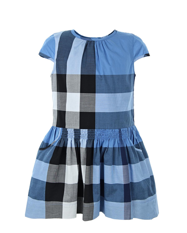 Платье Burberry дл девочекОдежда<br><br>