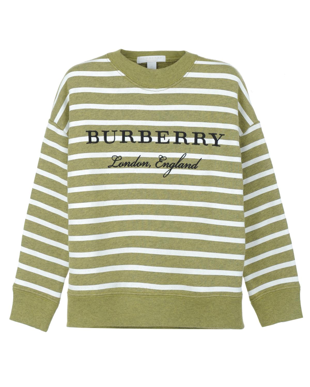 Джемпер Burberry для девочек