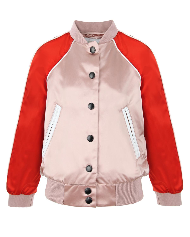 Куртка Burberry для девочекВерхняя одежда<br><br>