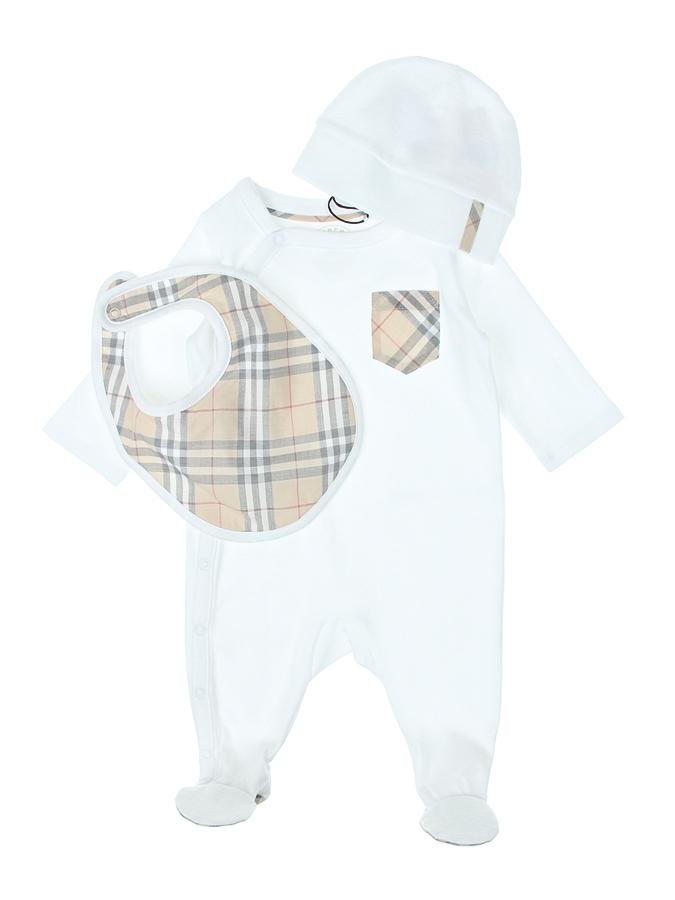 Набор подарочный Burberry для малышей