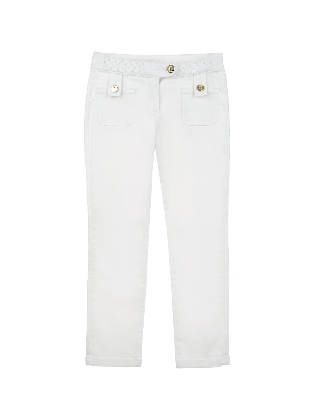Брюки джинсовые Chloe для девочекДжинсы<br><br>