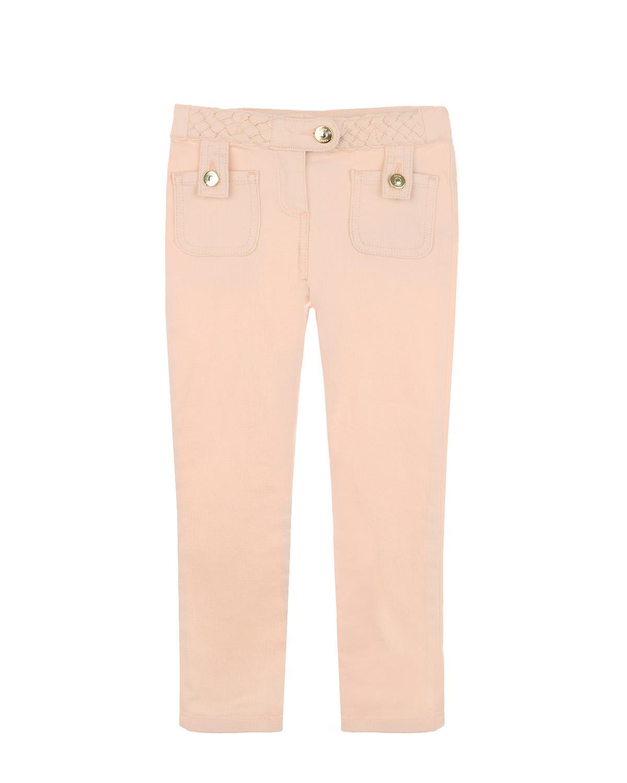 Брюки джинсовые Chloe для девочекОдежда<br><br>
