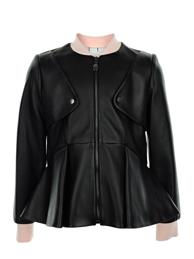 Куртка Dior для девочекКуртки демисезонные<br><br>