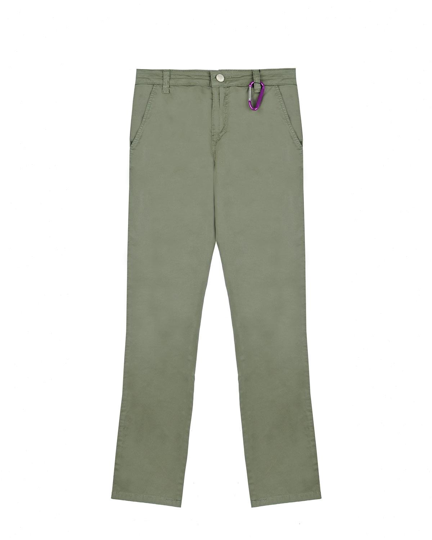 Брюки джинсовые Daniele Alessandrini для мальчиковОдежда<br><br>