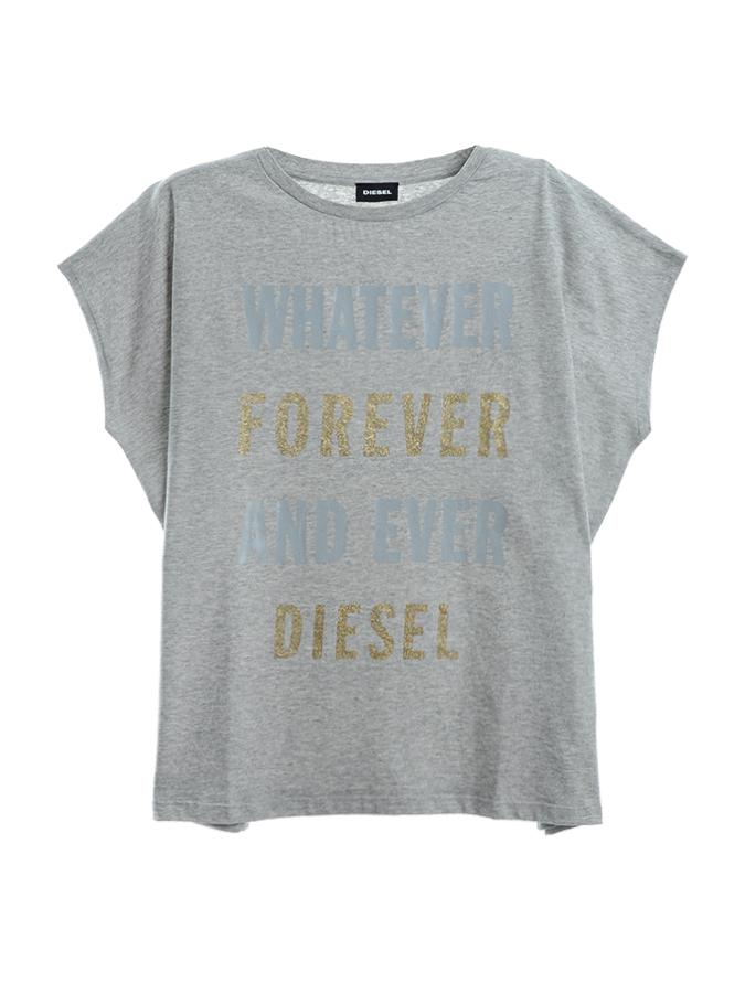 Футболка Diesel для девочек
