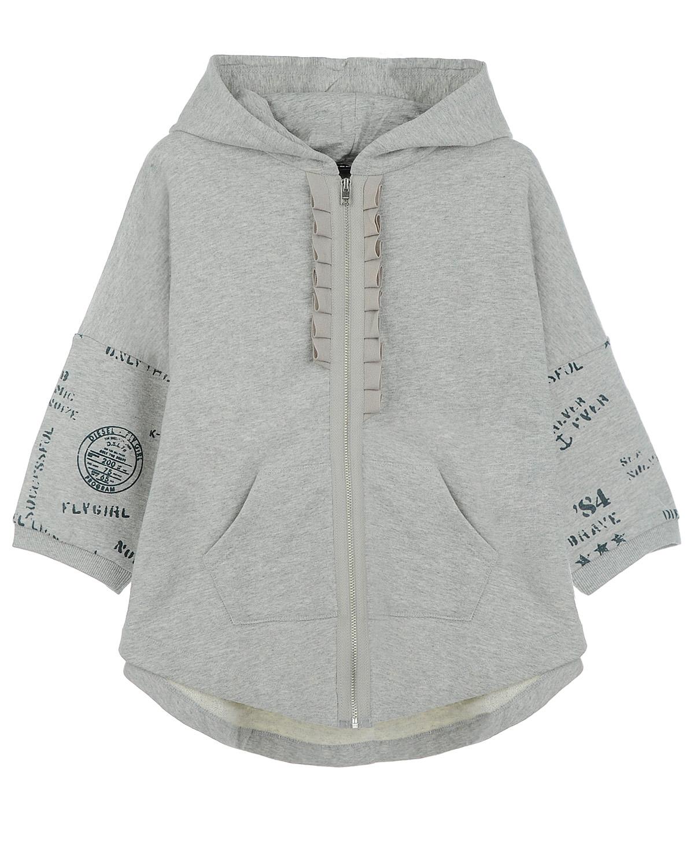Куртка трикотаж Diesel для девочекКардиганы, Кофты<br><br>