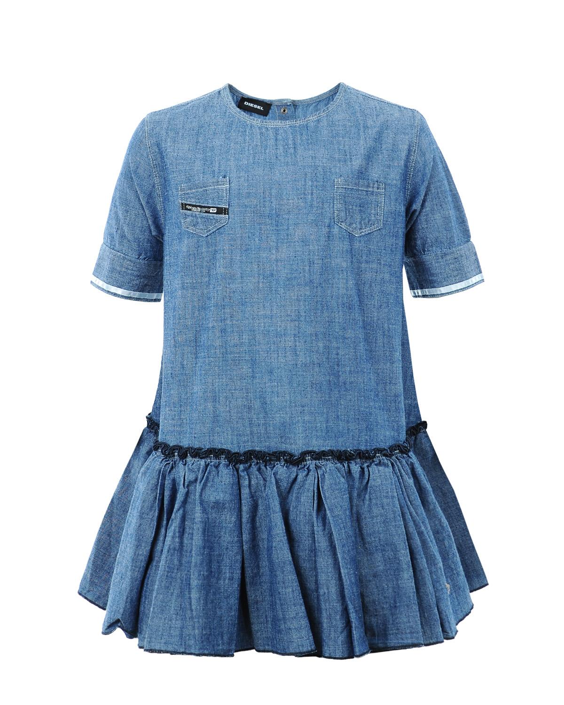 Платье Diesel для девочекОдежда<br><br>