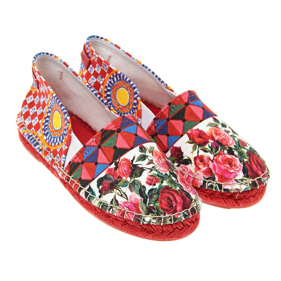 Эспадрильи Dolce&Gabbana