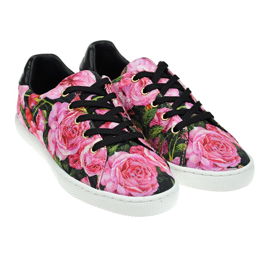 Кеды Dolce&amp;Gabbana для девочек<br>