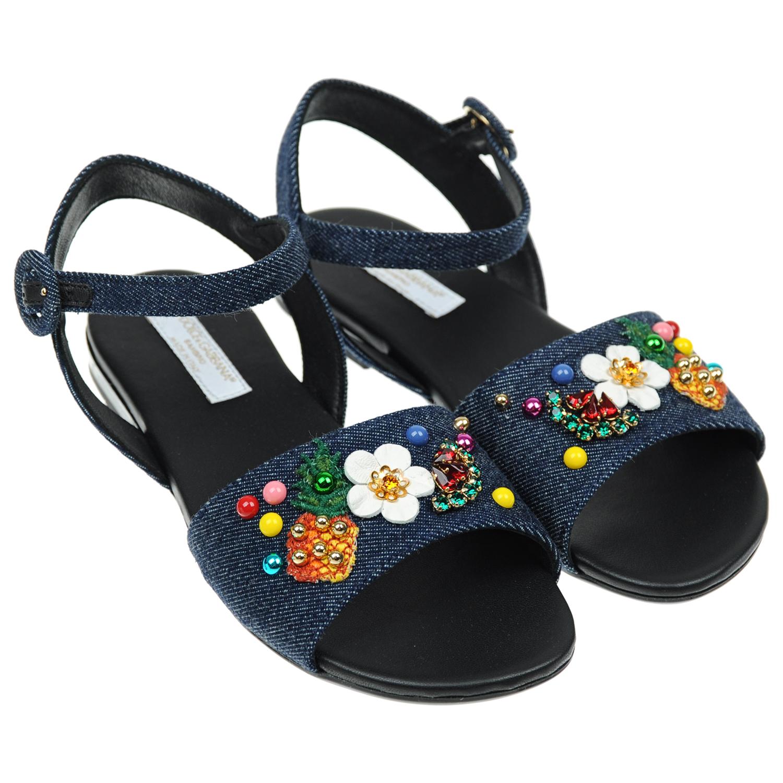 Босоножки Dolce&Gabbana