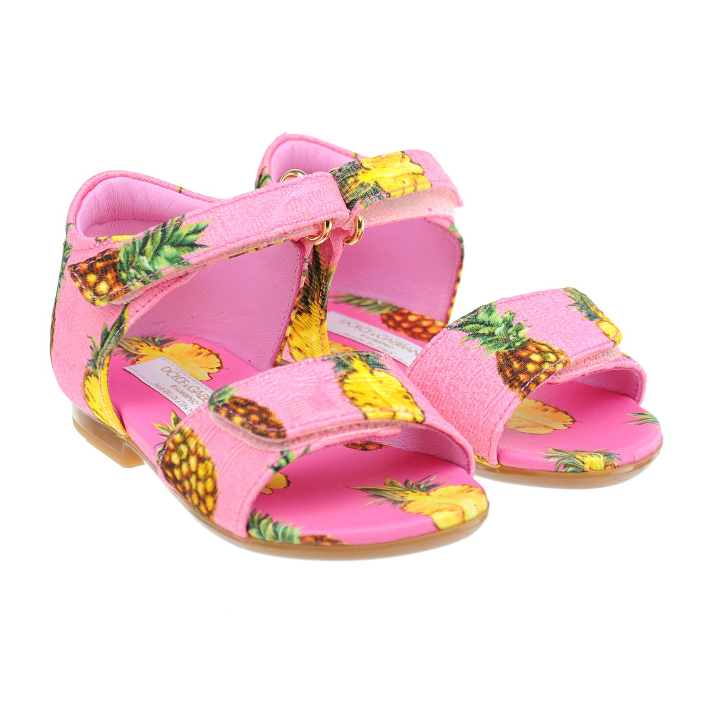 Босоножки Dolce&amp;Gabbana для малышейОбувь<br><br>
