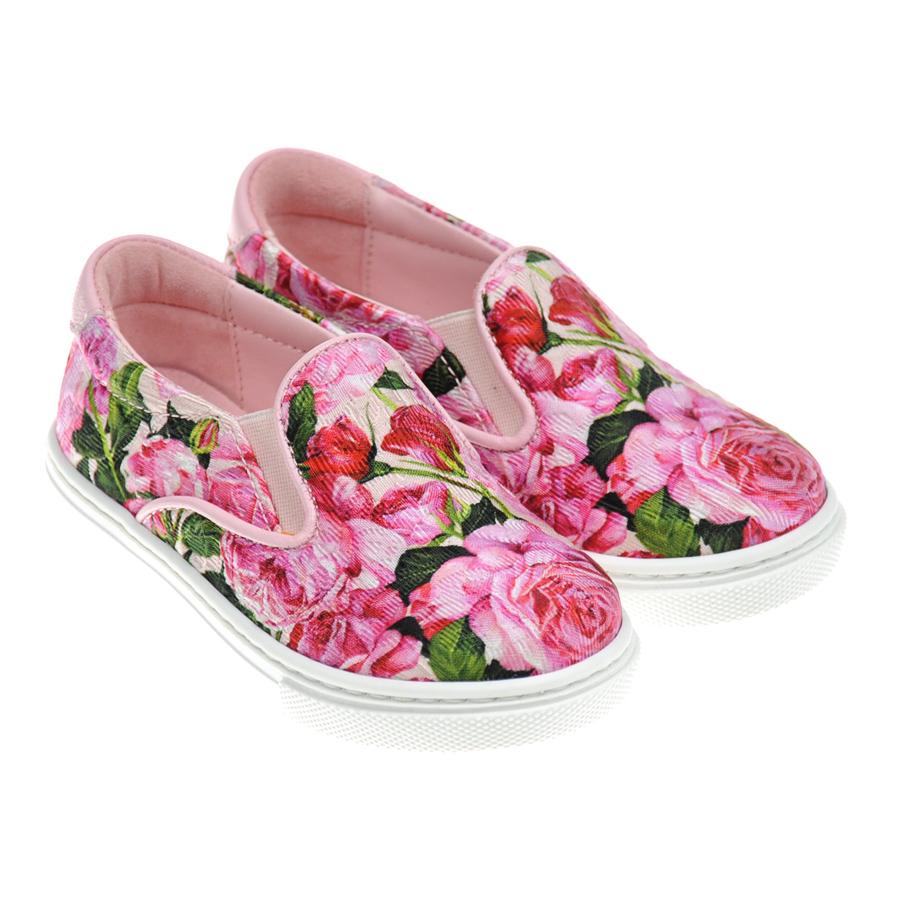 Слипоны Dolce&amp;Gabbana для малышейОбувь<br><br>