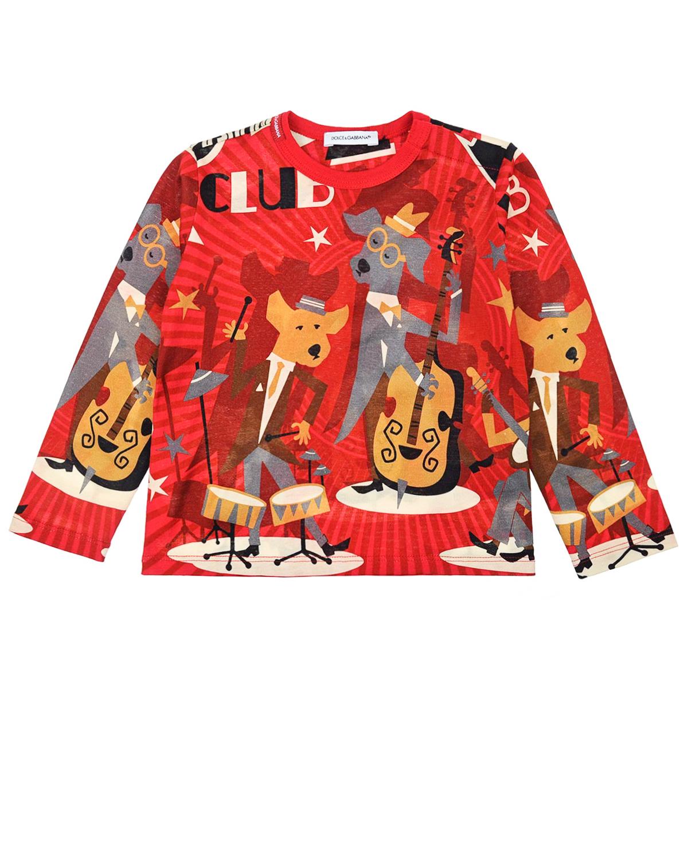 Толстовка Dolce&amp;Gabbana для малышейОдежда<br><br>