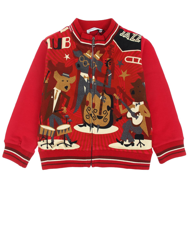 Куртка спортивная Dolce&amp;Gabbana для малышейОдежда<br><br>