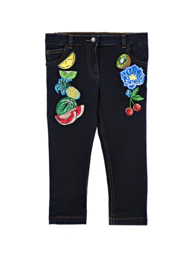 Брюки джинсовые Dolce&Gabbana для малышей