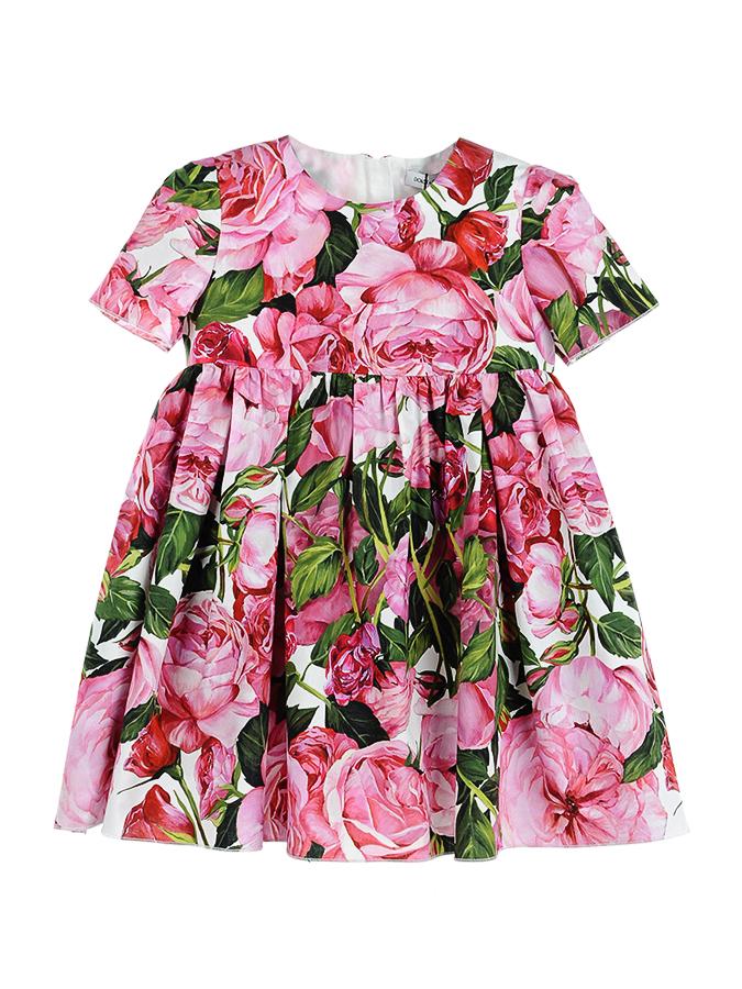 Платье 2 дет Dolce&amp;Gabbana дл малышейОдежда<br><br>